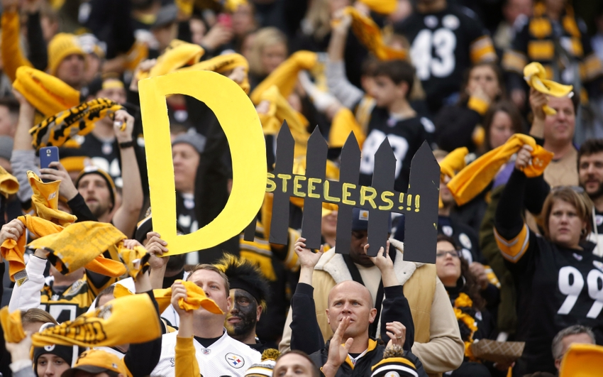 The Steelers Break Character – The D Takes a Stand