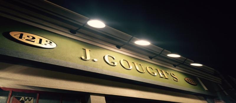 J. Goughs Adds Music