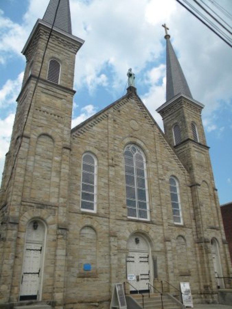 St anthonys chapel