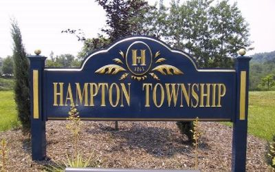 Pittsburgh Suburbs: A History of Hampton Township