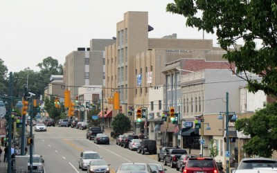 Pittsburgh Suburbs: Mt. Lebanon