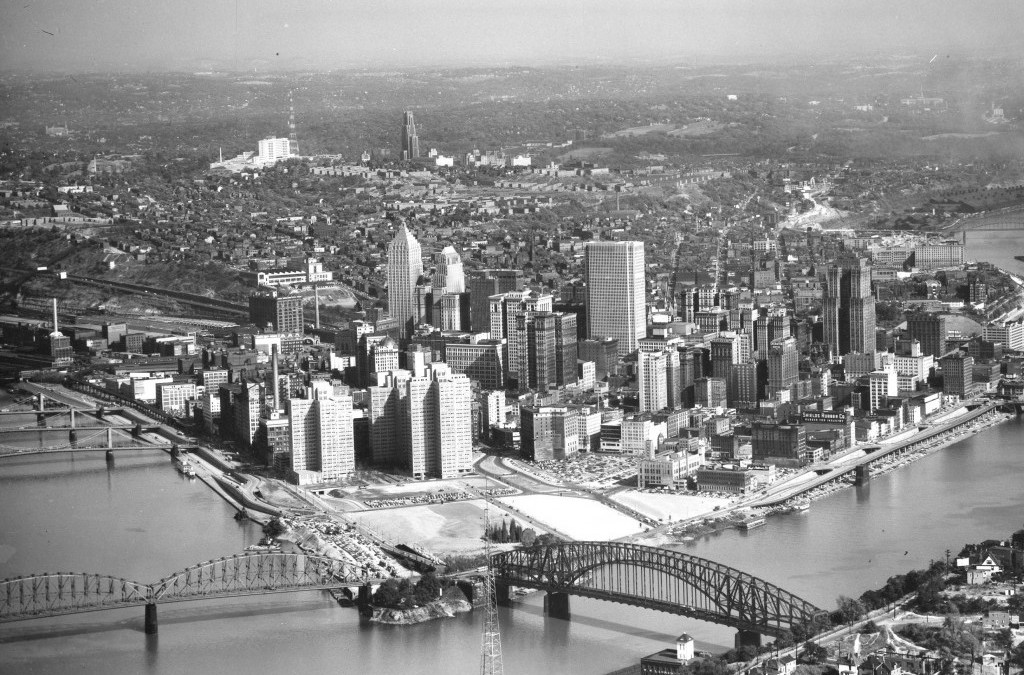 Memorable Pittsburgh Moments: The 1950s
