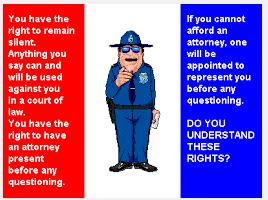 Image result for Miranda the defendant