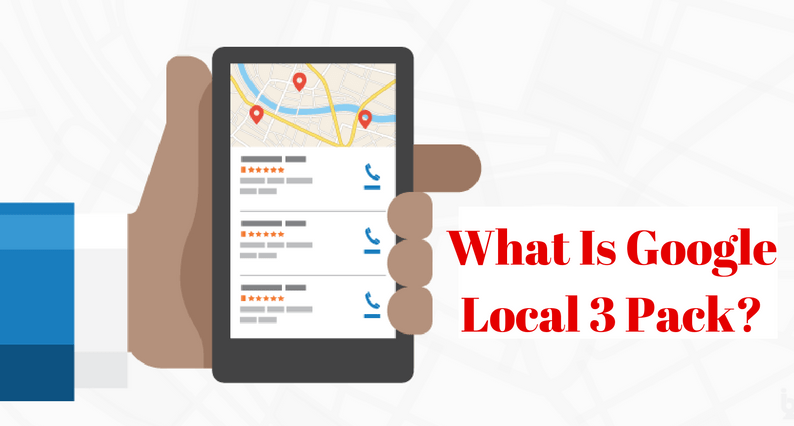 How to crack Google Local-three Pack