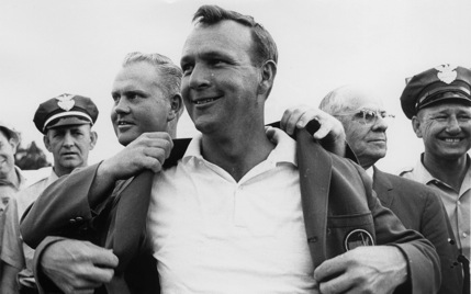Legendary golfer Arnold Palmer has passed away at 87