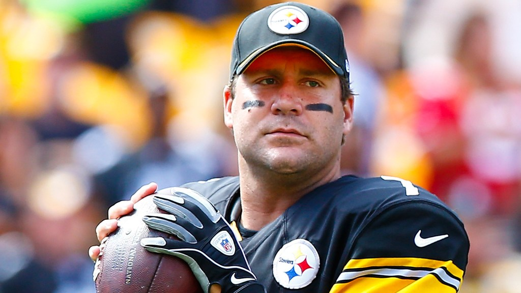 Surprise, surprise, Ben Roethlisberger is returning for 2017