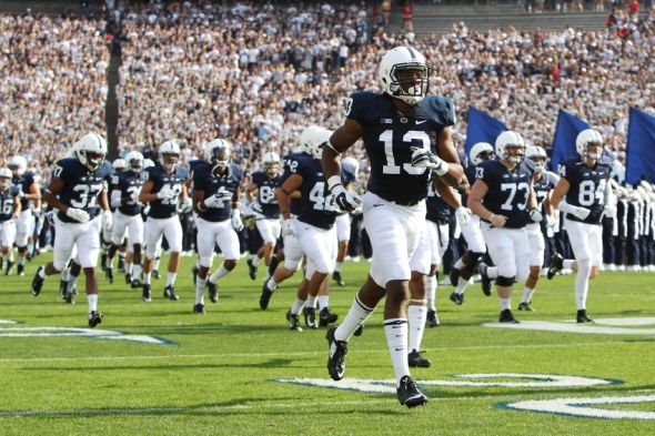 #7 Penn State set to take on #6 Wisconsin for Big Ten supremacy