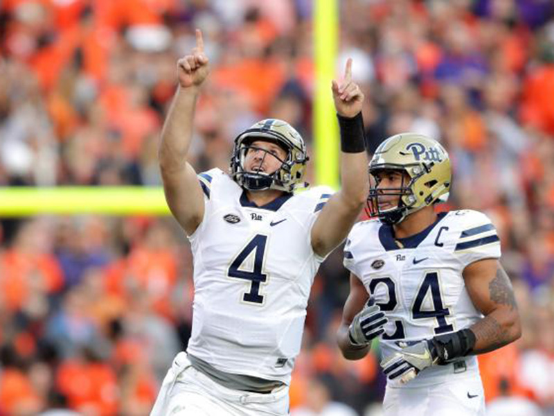 Panthers stun No. 2 Clemson, 43-42