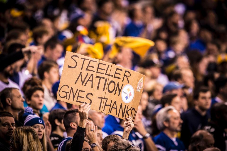 Grade: Steelers vs. Colts