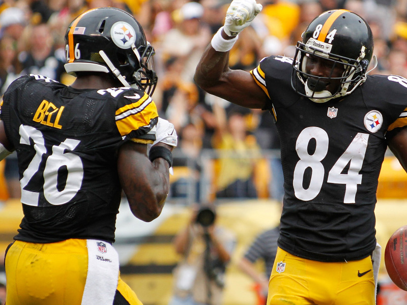 644e3860a Five Pittsburgh Steelers named to 2017 NFL Pro Bowl