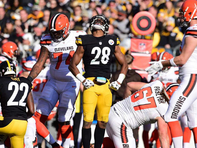 Three up, three down: Steelers vs. Browns