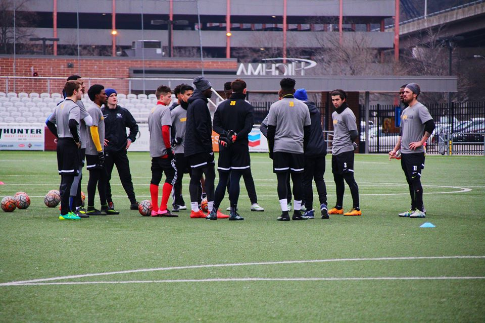 Riverhounds win preseason match against Duke, 2-0