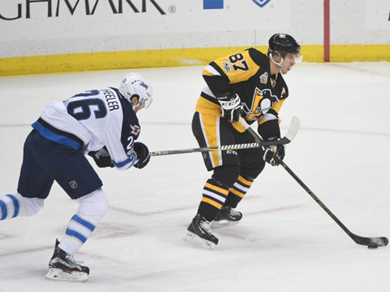 Sidney Crosby gets 1000th career point, scores game-winner in OT