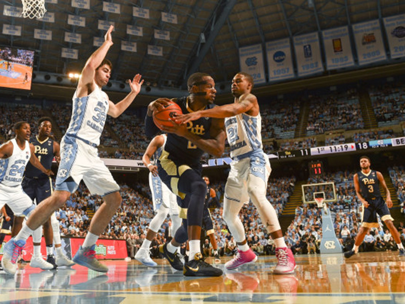 Panthers narrowly defeated by No. 12 UNC, 80-78