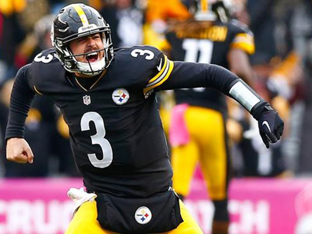 Steelers re-sign QB Landry Jones, TE David Johnson