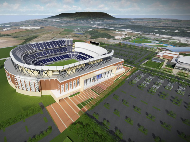 Penn State unveils 20-year master plan for athletic facilities