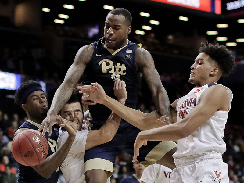 Panthers' season over after ACC Tournament loss to No. 21 Virginia