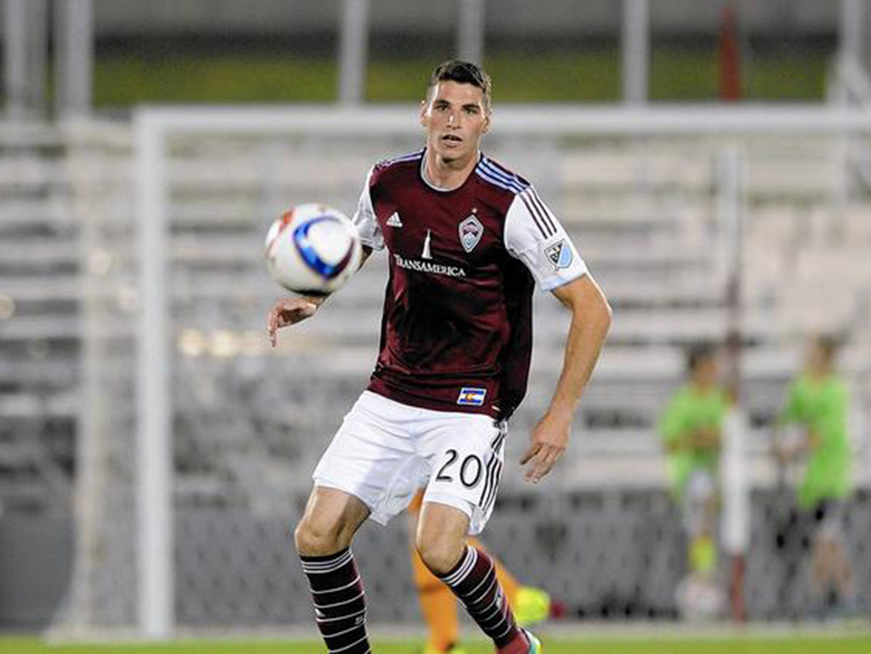 Riverhounds acquire Joseph Greenspan on loan