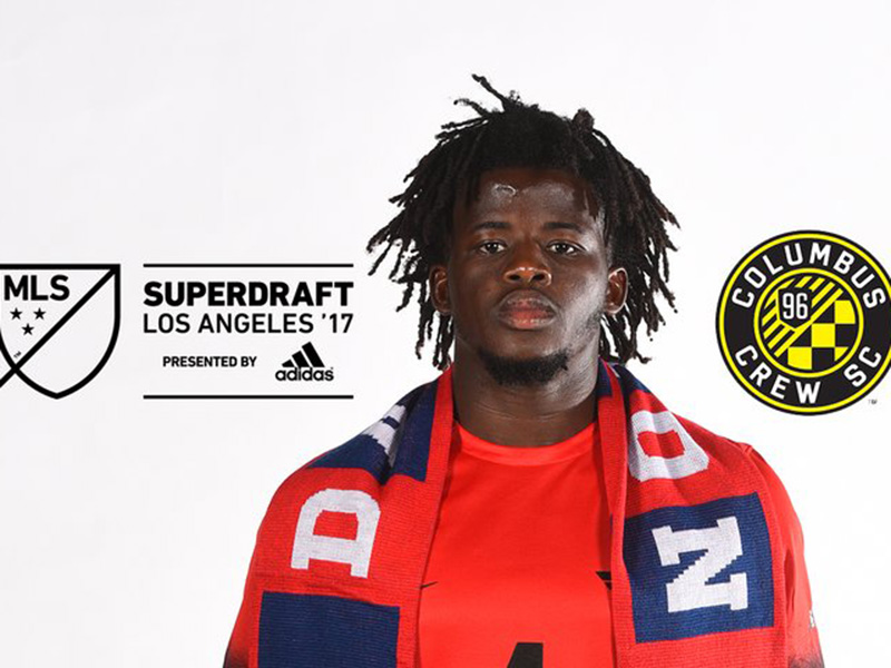 Columbus Crew SC loan defender Lalas Abubakar to Riverhounds