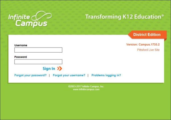 Technology and Data Services / Infinite Campus