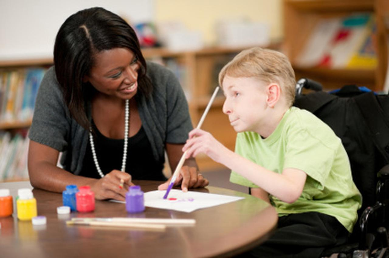 Special Education Teaching K 12 High Incidence Low