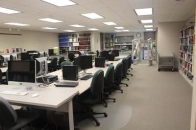 KTC Library computer lab