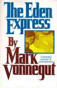 Book cover - The Eden Express