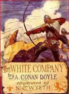 Book cover - The White Company