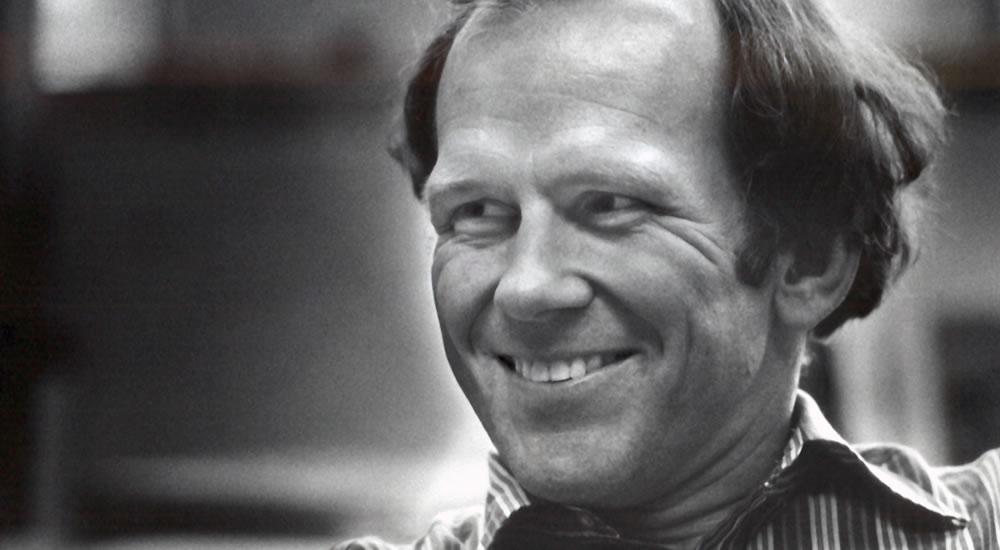 Tom Ilgen, professor of political studies, in the 1980s.