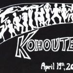 Kohoutek 2003 tshirt