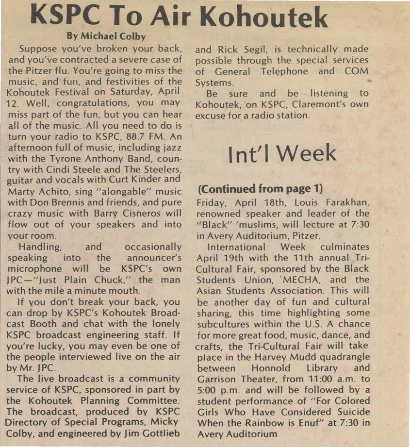 1980 - KSPC News
