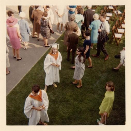 Commencement Ceremony, 1968