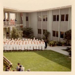 Graduating Class, 1968