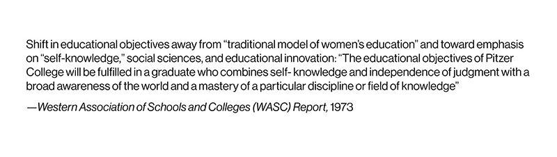 WASC Report, 1973