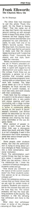 The Other Side: October 28, 1983, Vol. 8, Issue 2, page 3
