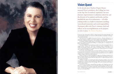 The Participant: Spring 2002, pages 14-15