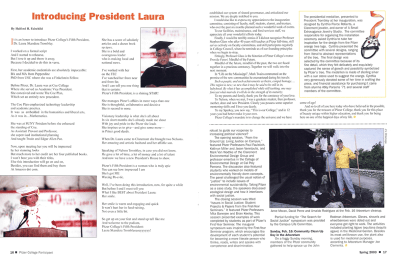 The Participant: Spring 2003, pages 16-17