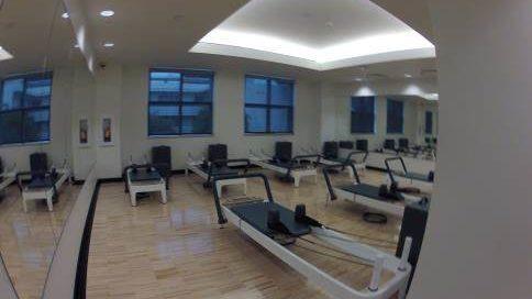 Gold Student Center Pilates studio