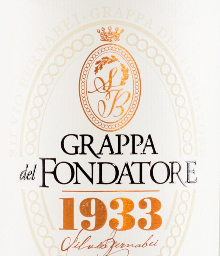 GRAPPA DEL FONDATORE