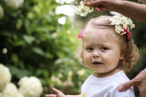 Matilde e i fiori 2