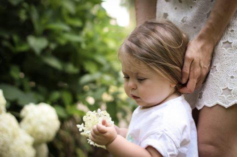 Matilde e i fiori