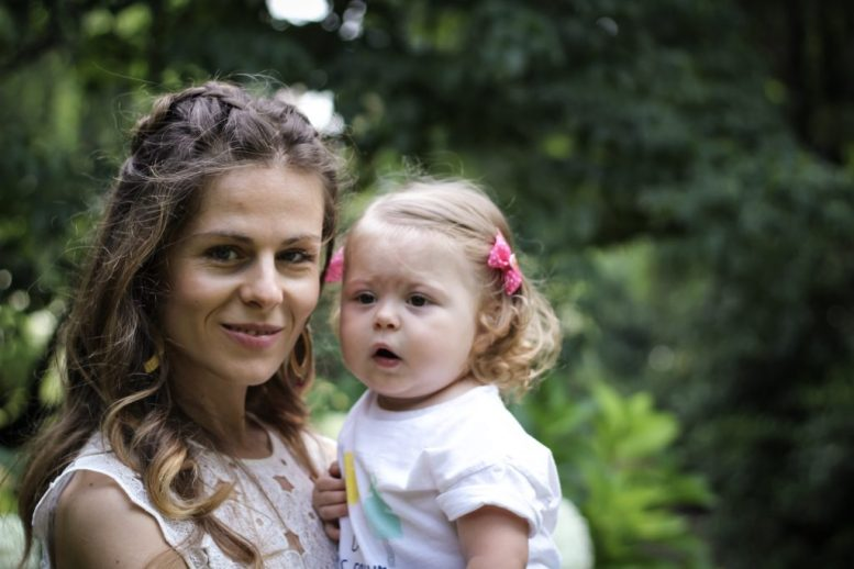 Mara e Matilde al parco