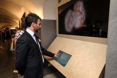 Multimedialità al Museo degli Innocenti