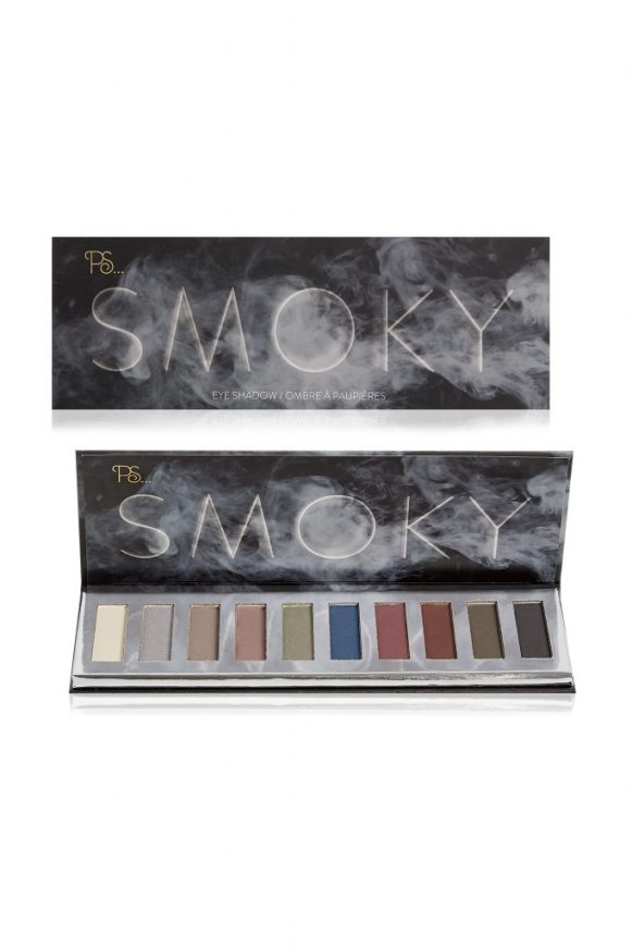 PS... Smoky eye shadow palette _ Primark euro 6