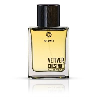Womo Eau de parfum Vetiver Chestnut