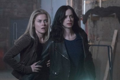 Trish Walker like Jessica Jones