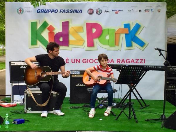 kids park milano 3