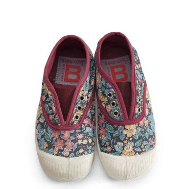 Bensimon sneakers in tela