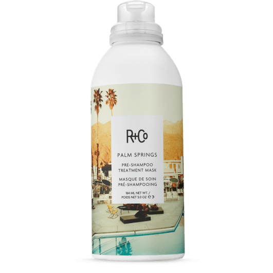 Palm Spring Pre-Shampoo Treatment Mask di R+Co