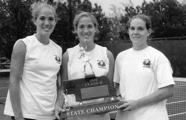 nigro sisters pius x athletic hall of fame